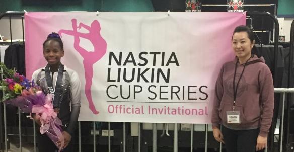Amber Lowe Nastia Liukin 3
